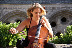 Jessie Ann Richardson cello