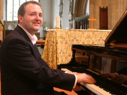 Daniel King Smith, piano, pianist, accompanist