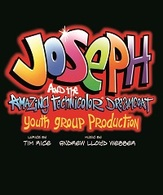 joseph and the amazing technicolor dreamcoat youth group orpduction, leatherhead
