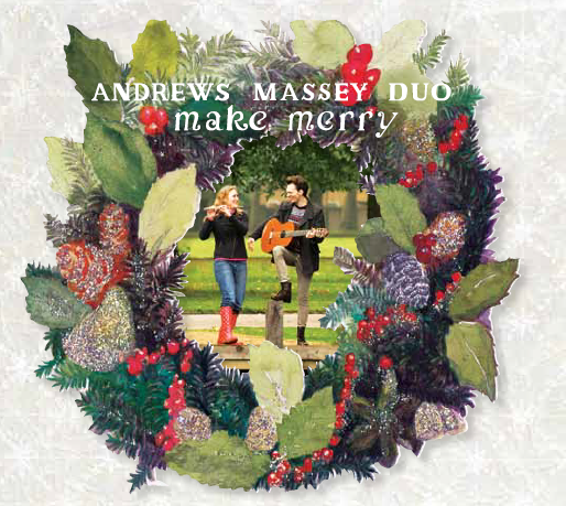 Andrews Massey Duo, Emily Andrews, flute, flautist, flautist, David Massey, classical guitar, guitarist,