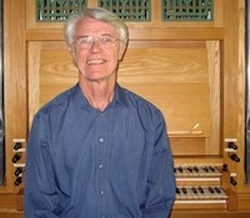 Anthony Cairns, organ, organist, Director of Music, Christ Church, United Reformed, Leatherhead