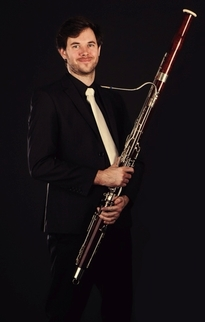 Ashley Myall, bassoon, bassoonist, Atéa Winds, Quintet,