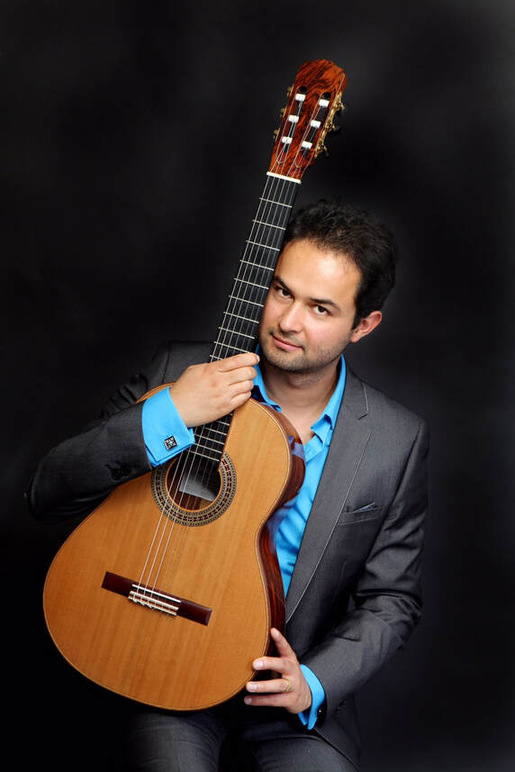 Francisco Correa, classical guitar, guitarist,
