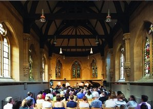 Old Chapel, St John's School, Leatherhead, Surrey, UK, KT22 8SP,