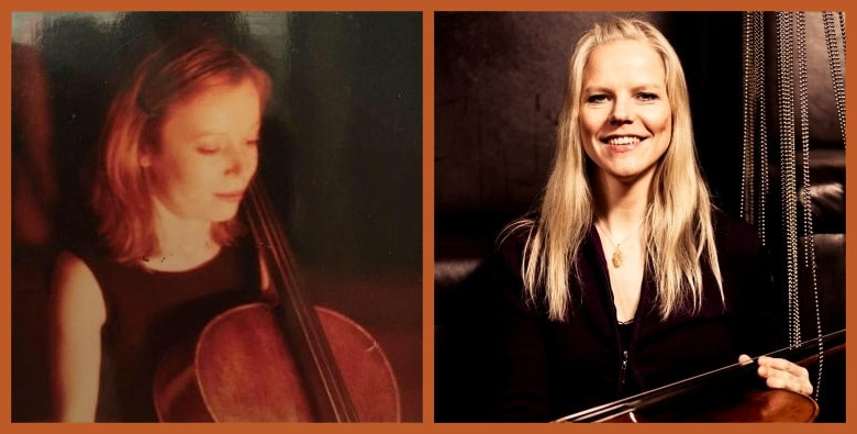 cellists, Nicola Tait, Jacqueline Phillips, cello, violoncello,