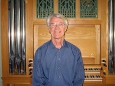 Anthony Cairns organist