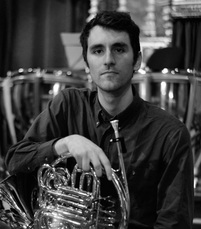 Charlie Ransley, horn, French horn, cavendish Winds Quintet