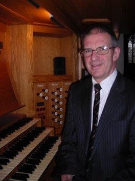 Gary Sieling, organ, organist, harpsichord, harpsichordist, All Saints Church Blackheath London SE3