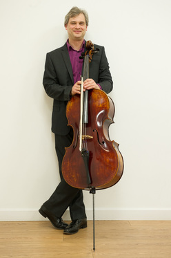 Julian Metzger, cello, violoncello, cellist