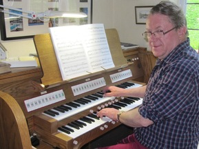 John Eagles, organ, organist,