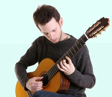 David Massey, classical guitar, classical guitarist, guitar, guitar-player, guitarist