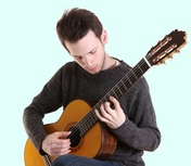 David Massey, classical guitar, guitarist