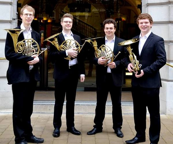 Capital Horns Quartet, Royal Academy of Music,