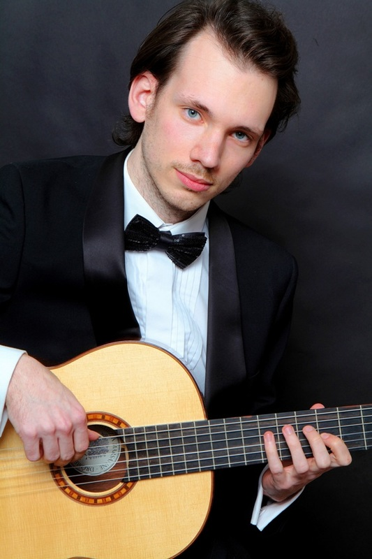 David Massey, classical guitar, guitarist,