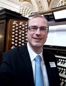 Ed Sutton, organ, organist, choir director,