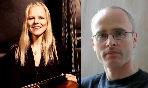 Jacqueline Phillips, cello, violoncello, Richard Black, piano,