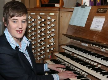 Katherine Dienes-Williams,Organist & Master of the Choristers, Guildford Cathedral, Surrey, England,