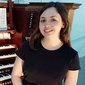 Marion Bettsworth, piano, organ, accompanist,