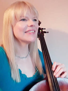 photo of Jacqueline Phillips, cello