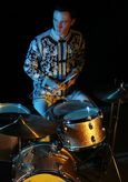 Joe-Neil Solan, drums, percussion,