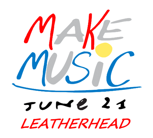 International Make Music Day, UK, logo,