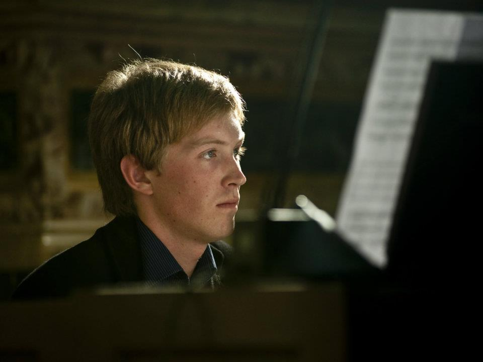 Timothy Guntrip, organ, organist,