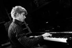 Will Barry, pianist, piano, jazz,
